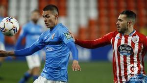 El resumen del empate entre el Lugo y el Logroñés