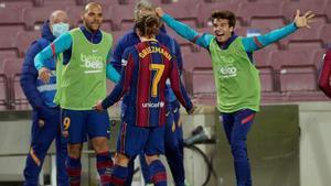 El gol de Griezmann que dejó al Athletic visto para sentencia