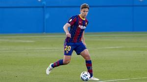 Por acciones como estas el Barça ha atado Nico González, una de las perlas de La Masia