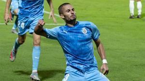 Franquesa, jugador del Girona