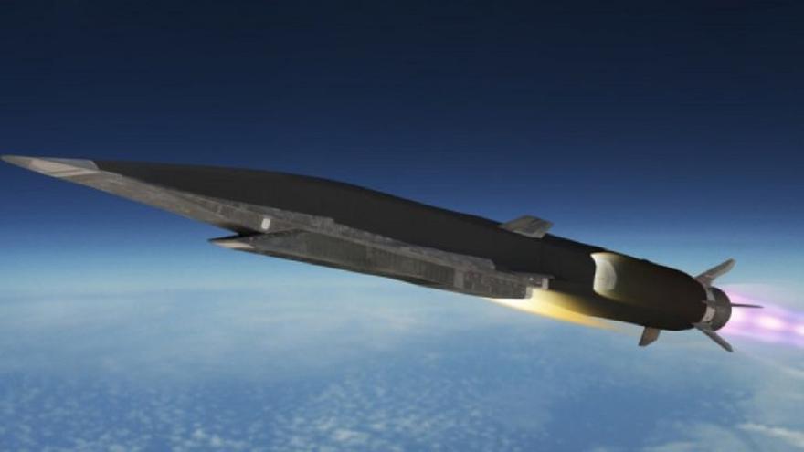 Estados Unidos prepara un misil supersónico con velocidad Mach 5