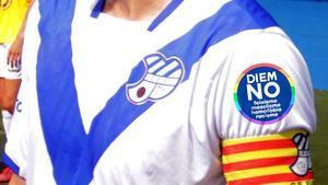 El Europa lucirá este logo en sus camisetas del primer equipo masculino y femenino