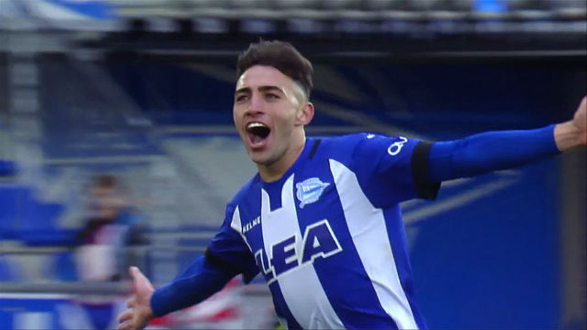 LALIGA   Alavés - Athletic Club (3-1): El golazo de Munir