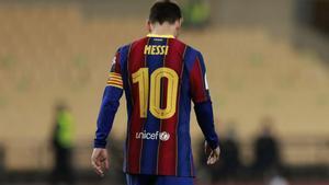 Messi jugará dos años más en el Barça