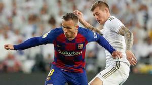 El Barça declara a Arthur intransferible