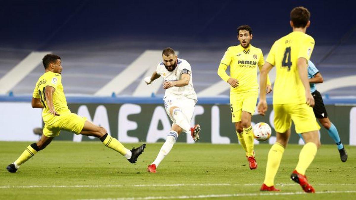 Aunque sin mucha distancia respecto a sus perseguidores, el Real Madrid lidera LaLiga Santander