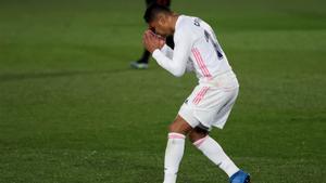 ¿Es penalti o no? La acción de Casemiro que protestó la Real Sociedad