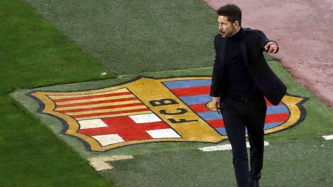 ¿Barça y Madrid? Casi siempre ganan los poderosos, pero no siempre.... El discurso privado de Simeone tras ganar LaLiga