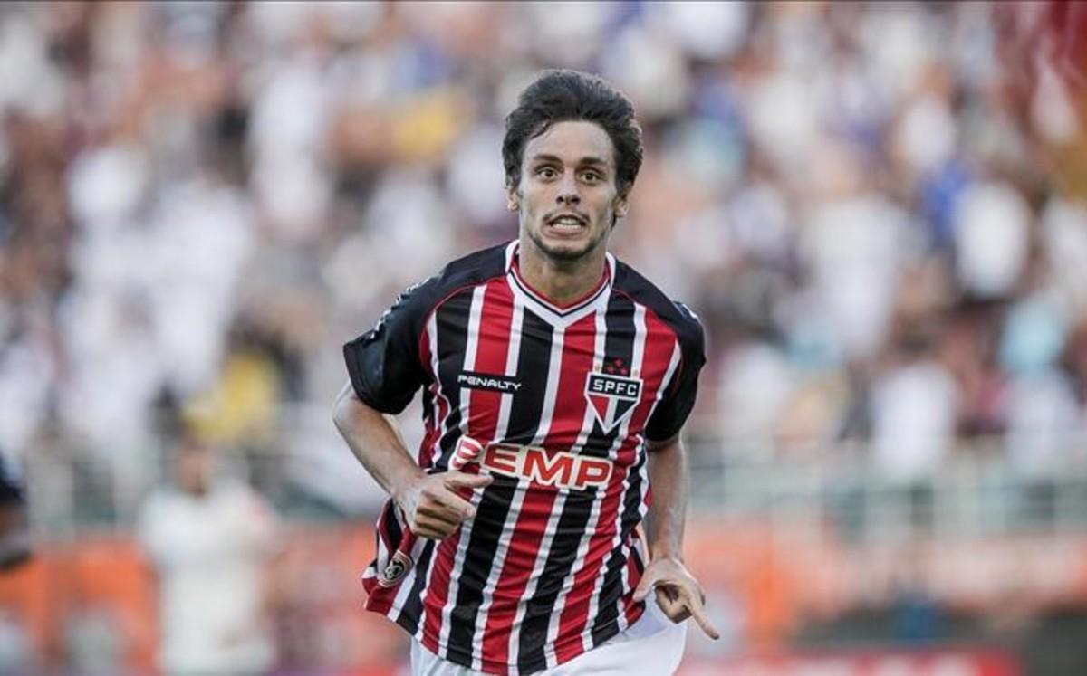 El Barcelona ha seguido la evolución de Rodrigo Caio