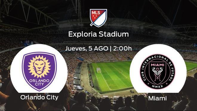 Jornada 22 de la Major League Soccer: previa del duelo Orlando City - Inter de Miami