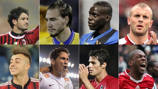 Algunos jugadores que desperdiciaron su talento para marcar una época