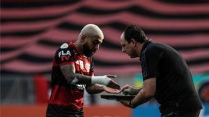 Rogerio Ceni va camino de terminar la temporada en blanco en el Flamengo