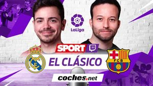 Sigue en directo el streaming del clásico