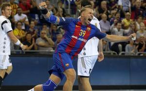 Filip Jicha apunta a ser uno de los puntales del Barça Lassa en defensa