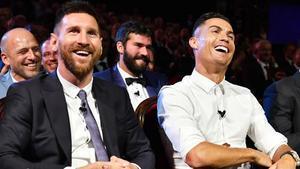 Messi, encantado de aceptar la invitación a cenar de Cristiano Ronaldo