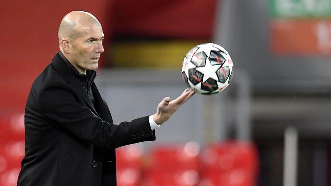 Zidane: Se sabía que había que sufrir