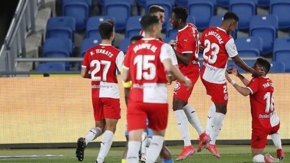 El Girona, a mejorar los resultados de la primera vuelta