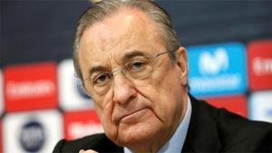 Florentino no quiso responder sobre quién será el próximo perfil de entrenador