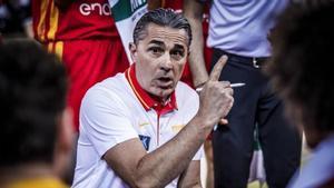 Scariolo advierte de la dificultad de los rivales de España en los Juegos