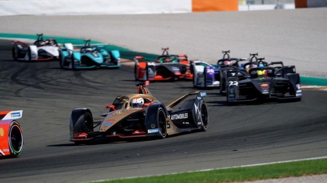 Los test de la Fórmula E, en el Circuit de Cheste