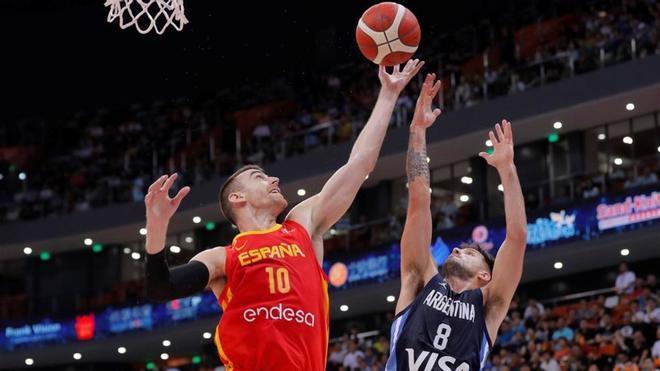 España y Argentina se ven las caras en la final del Mundial de baloncesto 2019