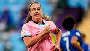 El gol de Alexia Putellas en la final de Göteborg