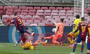 F.C. Barcelona, 1 - Cádiz C.F., 1 - LaLiga J24