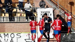 El Navalcarnero de Segunda B elimina al Eibar de la Copa: el resumen del partido