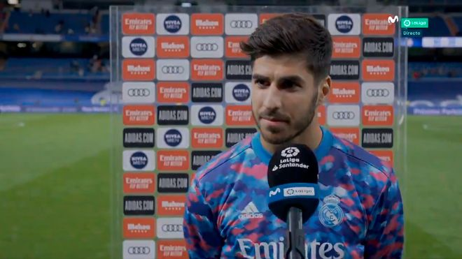 Marco Asensio se libera: primer hat trick con el Real Madrid