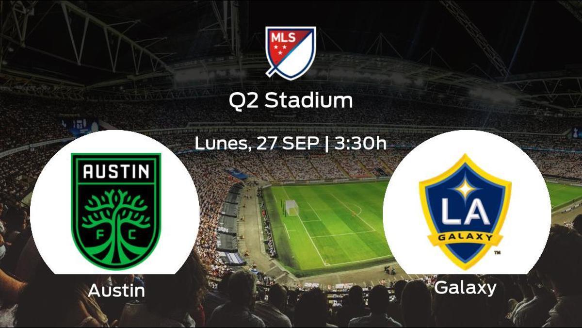 Jornada 35 de la Major League Soccer: previa del encuentro Austin FC - LA Galaxy