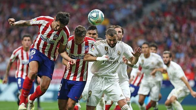 El Real Madrid y el Atlético de Madrid se enfrentarán en una disputa decisiva por el liderato de LaLiga