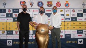 Este jueves se ha presentado en Manlleu una nueva edición de The Cup
