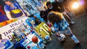 El fallecimiento de Diego Armando Maradona revolucionó el mundo del fútbol