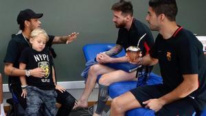 Neymar y Messi podrían reunirse de nuevo en París