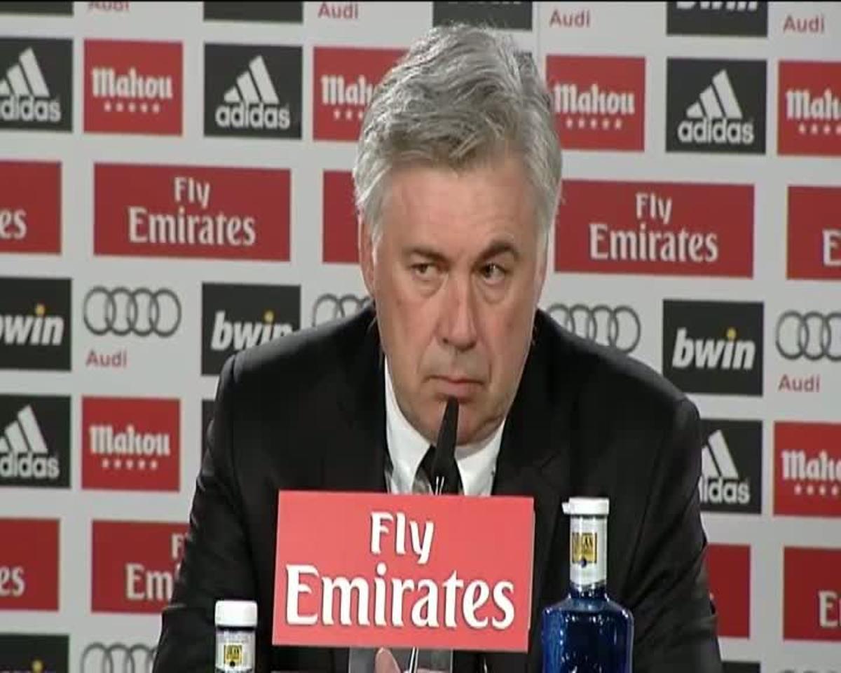 Ancelotti: Tenemos más solidaridad y naturalidad en el juego