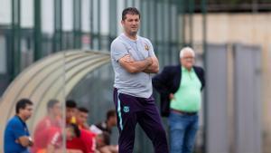 Franc Artiga, 11 años de éxitos en el Fútbol Formativo azulgrana