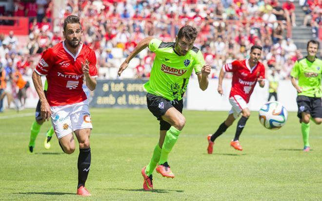 El Nàstic se medirá al Girona en la segunda eliminatoria