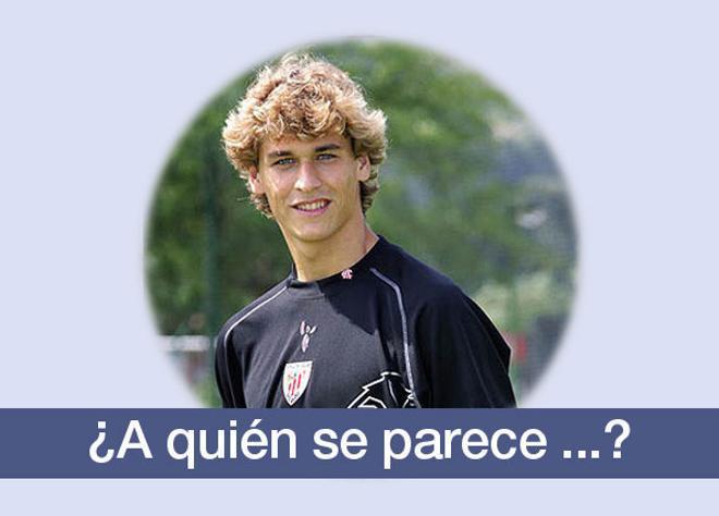Fernando Llorente, jugador del Athletic Club