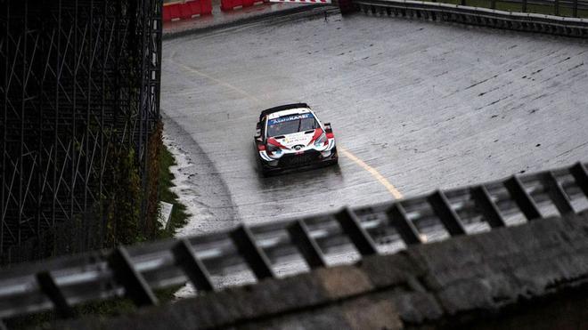 El ACI Rallye de Monza de Italia acogerá la espectacular final del Campeonato del Mundo de Rallyes