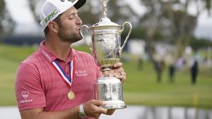 Jon Rahm se proclama campeón del US Open