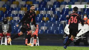Willian José mantiene vivo a la Real Sociedad