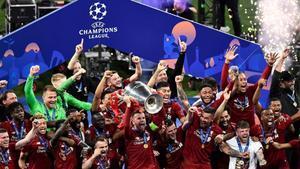El Liverpool ganó la pasada Champions en el Wanda