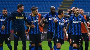 Brote de Covid-19 en el FC Internazionale