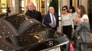 Blatter, en Rusia invitado por Putin