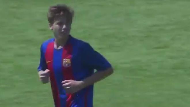 Así juega Nico González