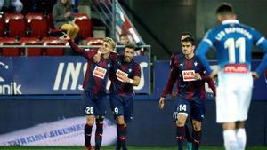 LALIGA   Eibar - Espanyol (3-1)
