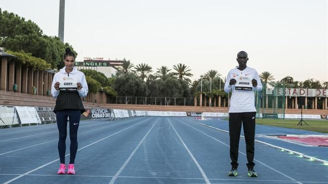 Cheptegei y Gidey, listos para su asalto al NN Valencia World Record Day