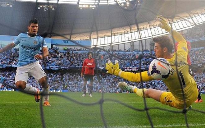 El Madrid estaría planteándose arrebatar a De Gea al Manchester United tras el acoso de los ingleses sobre CR7 y Bale