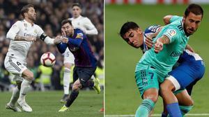 Sergio Ramos no se corta con Messi, mientras Zidane quiere un trato especial para Hazard