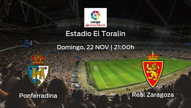 Previa del encuentro: la SD Ponferradina recibe al Real Zaragoza